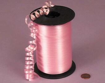 Tanday Pink 500 yards Balloon Curling Ribbon