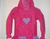 Beautiful Handmade Child Yup'ik Kuspuk  choose your color Made to order