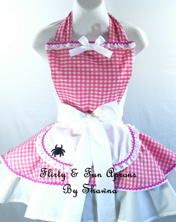 Little Miss Muffet Costume Apron