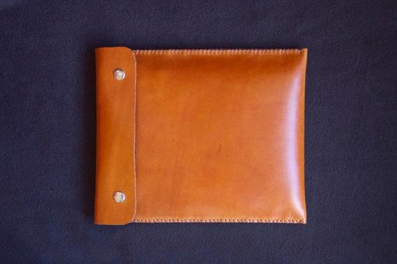 IPad case, IPad sleeve, IPad 3 case, IPad 3 sleeve, IPad retina case, IPad retina sleeve, leather IPad case, IPad bag - Brown leather