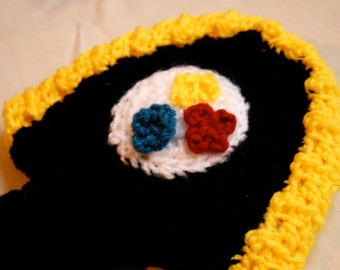 AFGHAN CROCHET NFL PATTERN « CROCHET PATTERNS