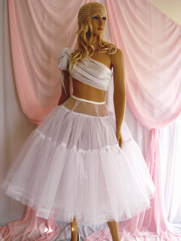 1950s Style Petticoat Crinoline Extra Fullness