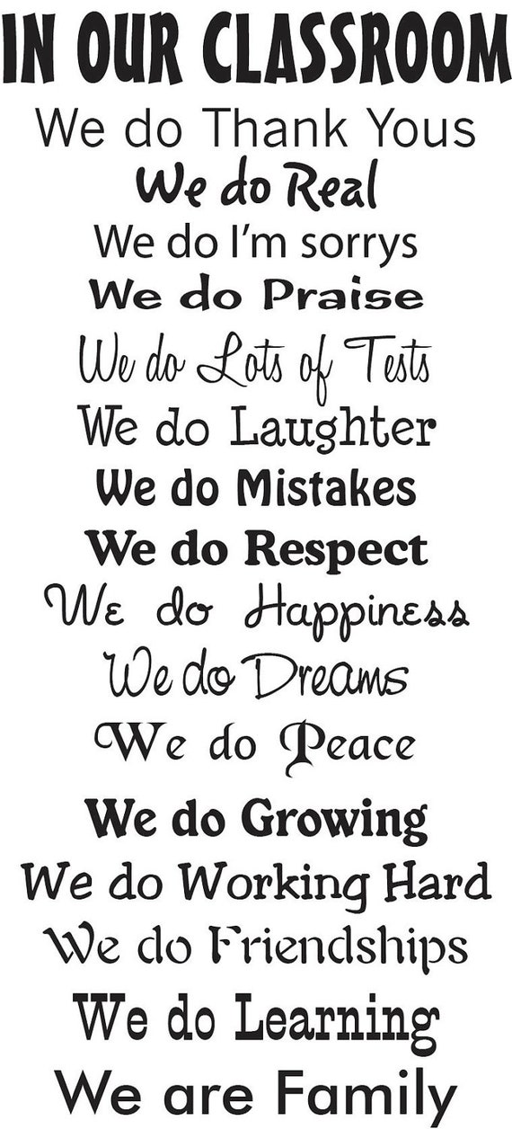 Custom listing for Dena. Classroom rules painted wood sign Smart Cookie painted sign