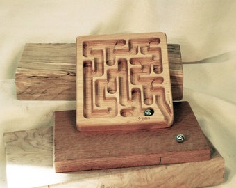 Toy Puzzle Game Wood Ready To Shipmaze 13 By