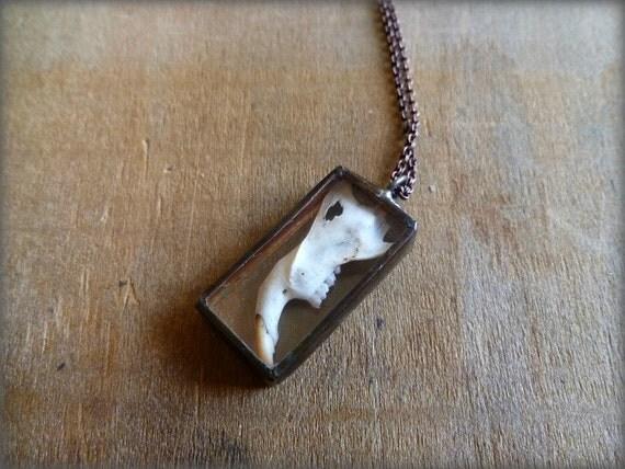 the jawbone pendant