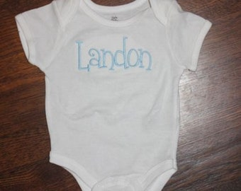 Onesie with Name