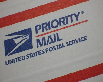 USPS Priority Mail Upgrade (Domestic Only)