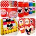 Printable Mickey Mouse Birthday Decorations | Printable Mickey Mouse Clubhouse Birthday | Mickey Mouse Party Favors