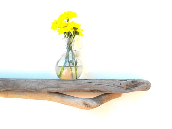 Driftwood Shelf No. 91