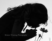 Flower Moment, Black and White Photography, Nature, Photography, Flowers