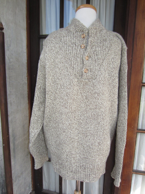 North Cape Fisherman's Sweater.