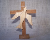 Dove of Peace on cross
