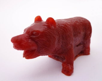 Brown Bear Soap (raawrrrr)