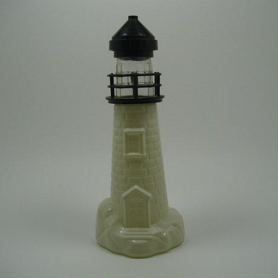 Vintage Old Spice Lighthouse Decanter