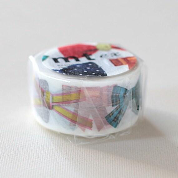 NEW mt deco Japanese masking tape black Ribbon.