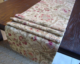 Waverly Runner Decorative Table Runner Waverly Table Decor Table Linens 15x96