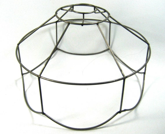 Lampshade Frame Wire Medium Size For Pendant Lamp By