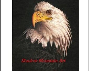 Art Print Eagle Bird