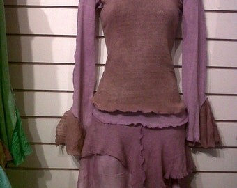 Patchwork Pixie Dress