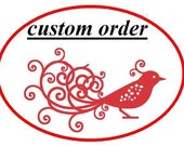 ORDER FOR ALASHA- part of payment