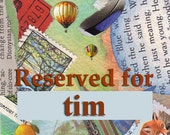 Reserved for tim
