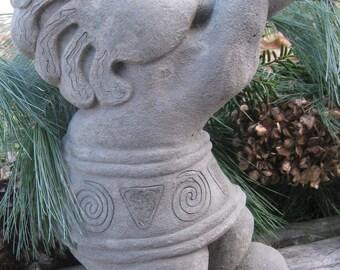 Kokopelli Garden Art Etsy