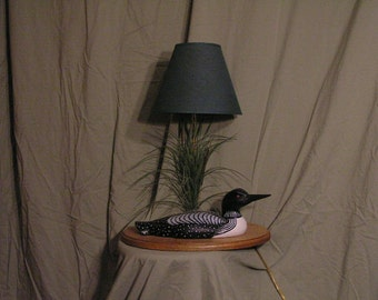 Loon Lamp