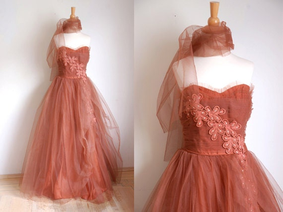 1950s Vintage Prom Dresses – fashion dresses