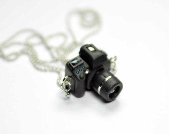 Canon 60D Camera miniature necklace
