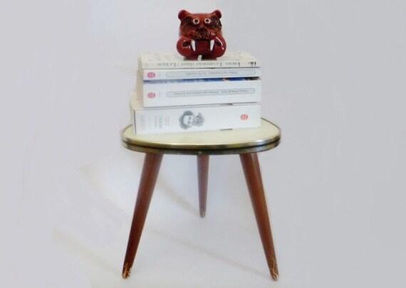 Mid Century Small Table
