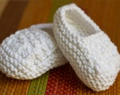Baby Slip On Booties