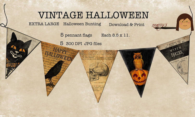 Halloween Bunting Penn...