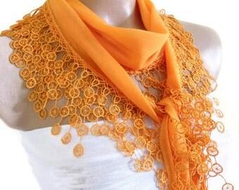 Traditional Turkish-style, Scarf, Necklace scarves,Headband, Orange, fashion 2014, Special Fashion
