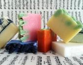 8 Handmade Soaps
