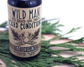 Wild Man Beard Conditioner - The Original - 30ml // 1oz