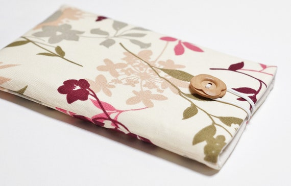 Nook Tablet Cover, Nook Color Case, Nook Tablet Case, Nook Color Cover, Nook Cover - Beautiful Branches