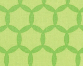 Good Morning by Me and My Sister Designs Get Up Green 22185 12 - quilting fabric - cotton fabric
