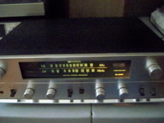Vintage 1969 Pioneer SX 300T Stereo Receiver