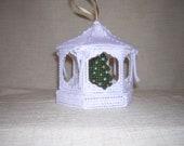 Gazebo Tree Ornament