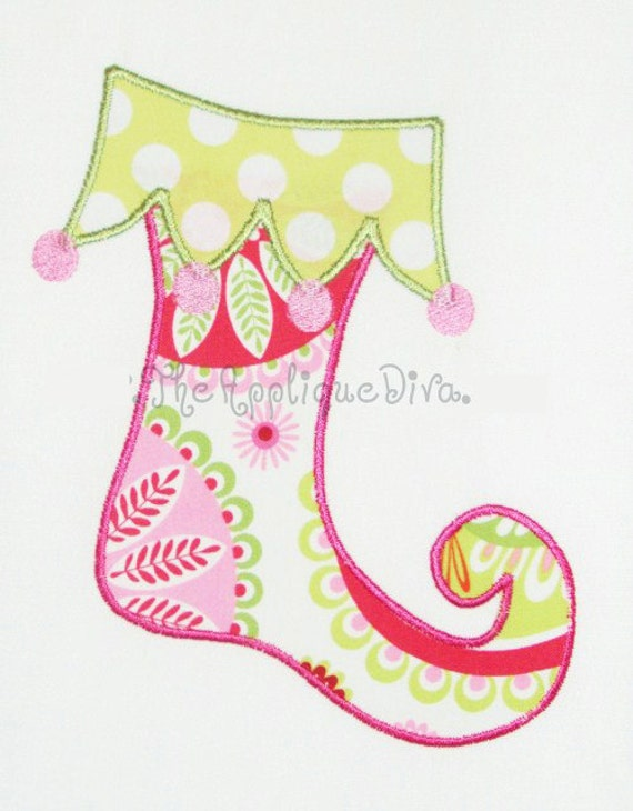 Whimsical Stocking 72
