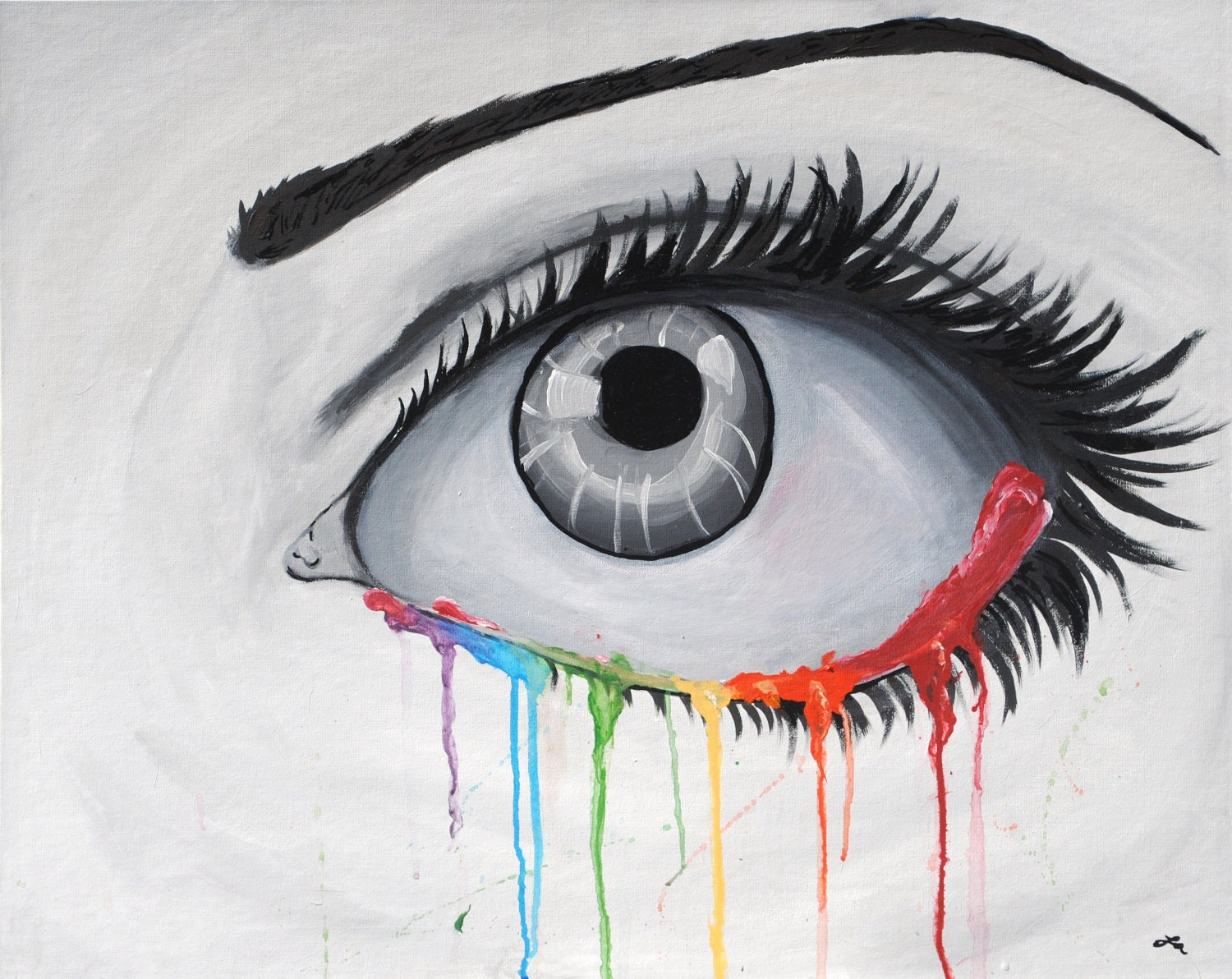 Tears In Eyes Art | www.pixshark.com - Images Galleries ...