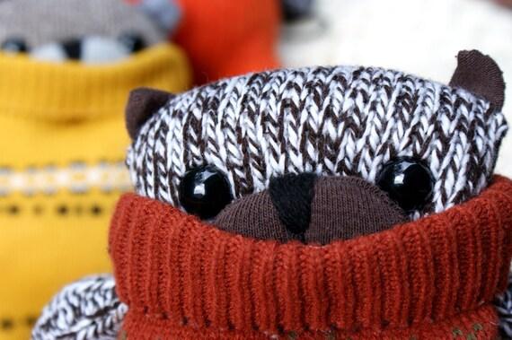 Little Sock Bear