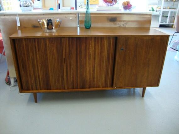 Danish Midcentury Modern Sideboard