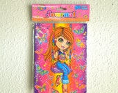 MAKE AN OFFER Lisa Frank Notebook