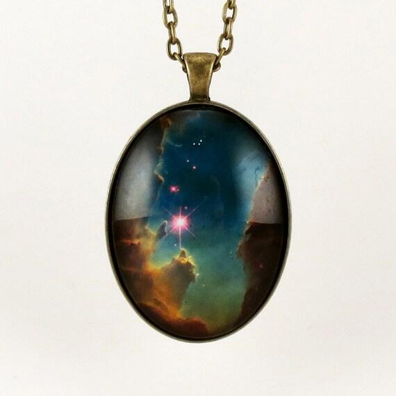 necklaces etsy nebula - photo #15