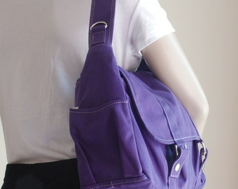 New Year SALE 40% OFF - Shoulder Bag, Pico2, Purple, Messenger Bag, School Bag, College Bag, Women, Gifts For Her, College Bag