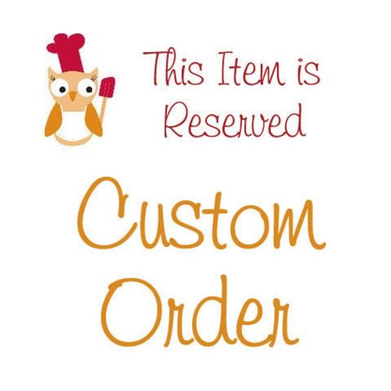 Custom Order - Yuki