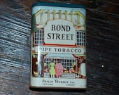 Vintage  Pipe Tobacco Tin