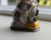 Beatrix Potter Tabitha Twitchit and Miss Moppet Beswick England Figure