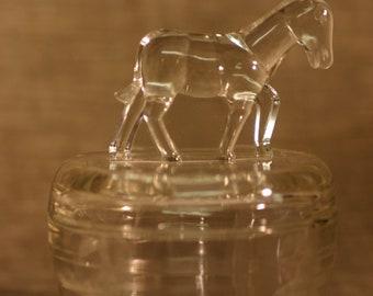 Vintage Donkey Jar